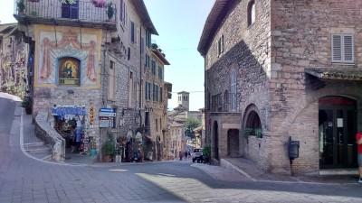 Round-trip Assisi