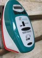 v tomto prístroji si označíte vlakový lístok